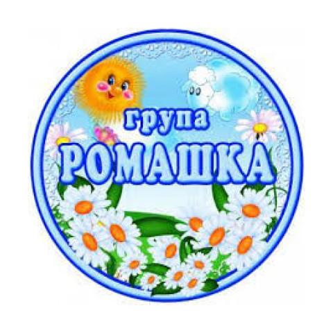 """Група №6 «Ромашка»   ЗДО """"Пролісок"""""""